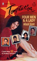 Four Men & A Lady - 10/1999